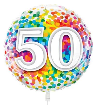 50-jarig jubileum Jason!